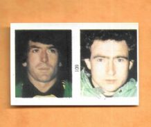 Northern Ireland Pat Jennings & Martin O`Neill 109